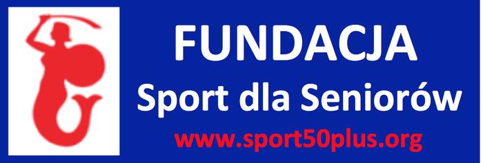 Sport dla Seniorów - logotyp/zdjęcie