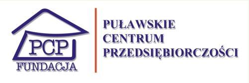 """Fundacja """"Puławskie Centrum Przedsiębiorczości"""" - logotyp/zdjęcie"""