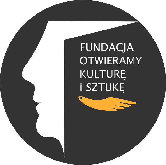 Fundacja Otwieramy Kulturę i Sztukę - logotyp/zdjęcie