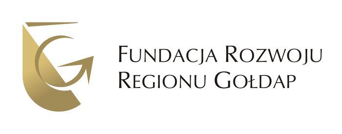 Fundacja Rozwoju Regionu Gołdap - logotyp/zdjęcie