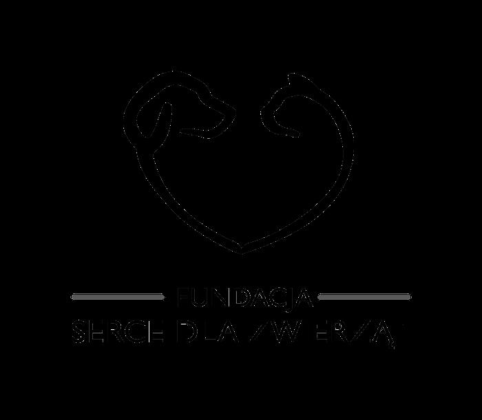 Fundacja Serce dla Zwierząt - logotyp/zdjęcie