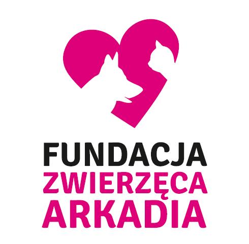 """Fundacja """"Zwierzęca Arkadia"""" - logotyp/zdjęcie"""