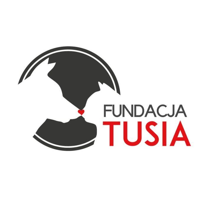Fundacja TUSIA - logotyp/zdjęcie