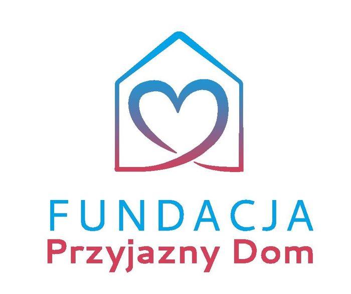 """Fundacja """"Przyjazny Dom"""" - logotyp/zdjęcie"""