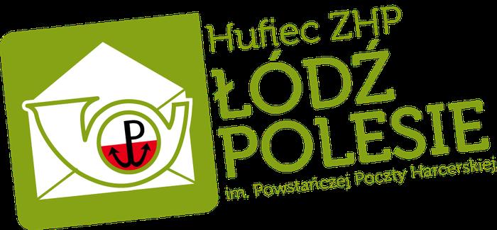 Hufiec ZHP Łódź Polesie - logotyp/zdjęcie