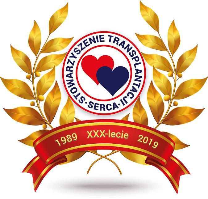 Stowarzyszenie Transplantacji Serca im. prof Zbigniewa Religi - logotyp/zdjęcie