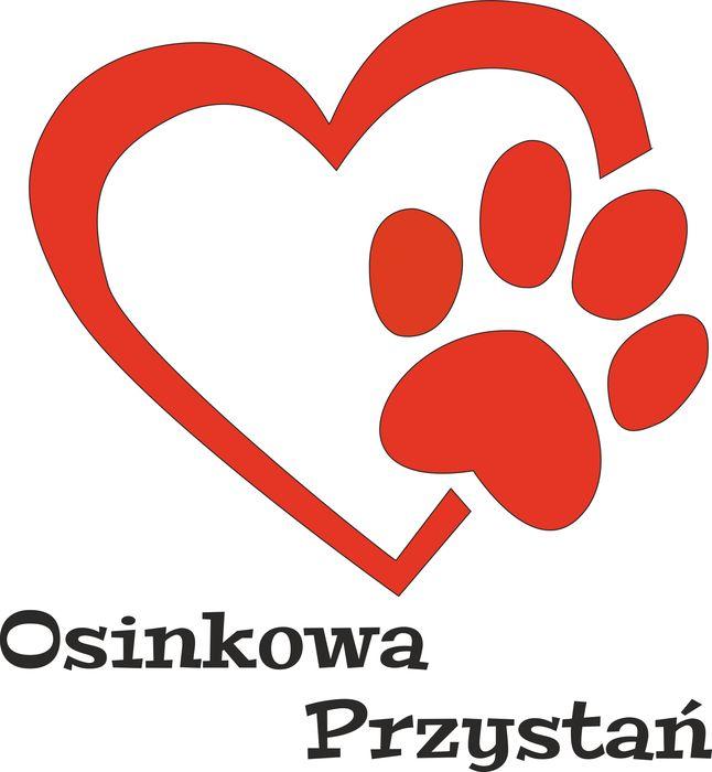 Osinkowa Przystań - logotyp/zdjęcie