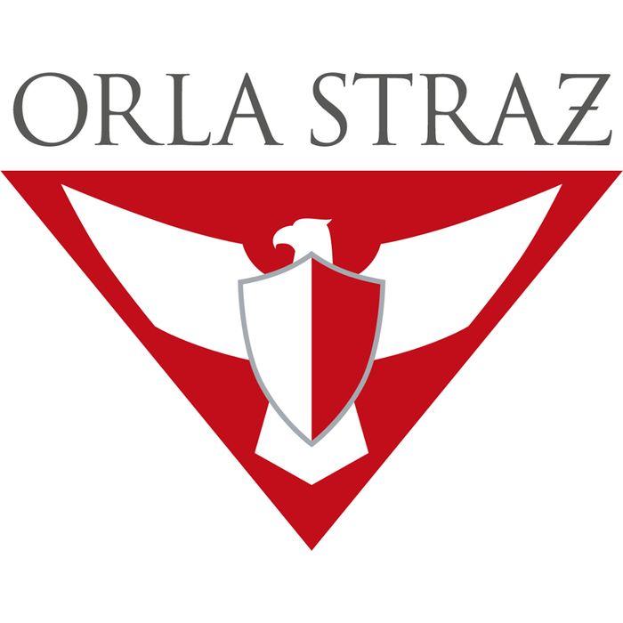 Orla Straż - logotyp/zdjęcie