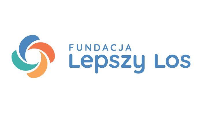 """Fundacja """"Lepszy Los"""" - logotyp/zdjęcie"""