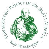 Towarzystwo Pomocy im. św. Brata Alberta Koło Wrocławkie - logotyp/zdjęcie