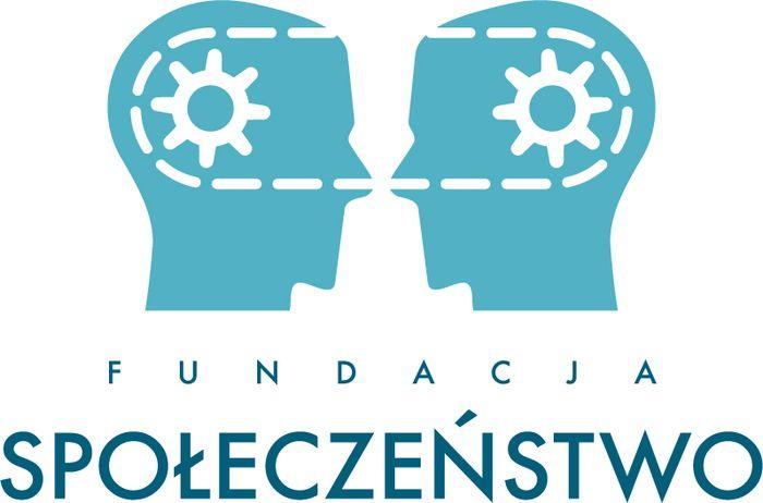 Fundacja Społeczeństwo - logotyp/zdjęcie