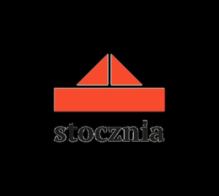 Fundacja Stocznia - logotyp/zdjęcie