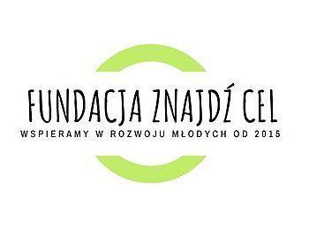 Fundacja Znajdź Cel - logotyp/zdjęcie