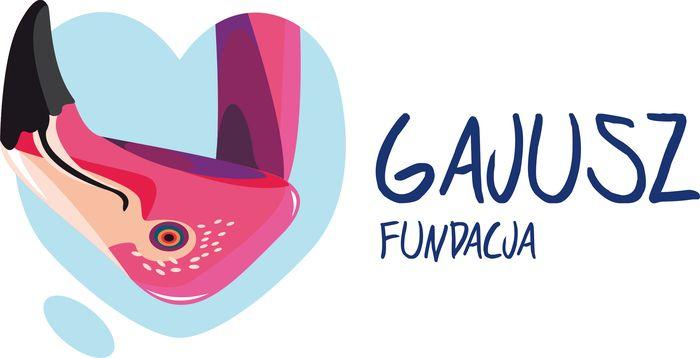 Fundacja Gajusz - logotyp/zdjęcie