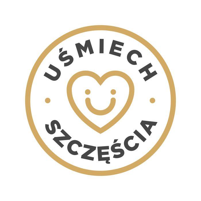 Fundacja Uśmiech Szczęścia - logotyp/zdjęcie