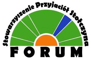 Stowarzyszenie Przyjaciół Stołczyna FORUM - logotyp/zdjęcie