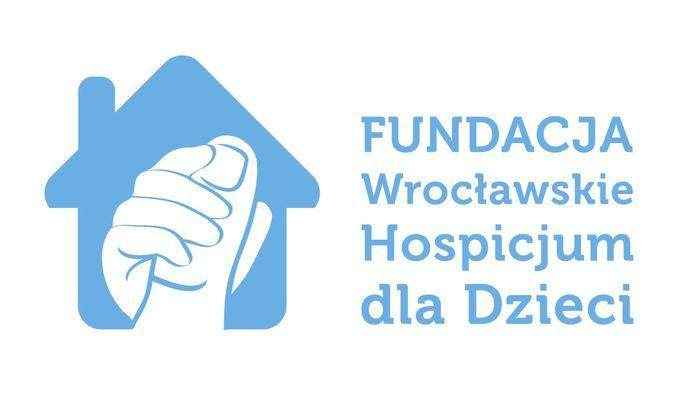 Fundacja Wrocławskie Hospicjum dla Dzieci - logotyp/zdjęcie