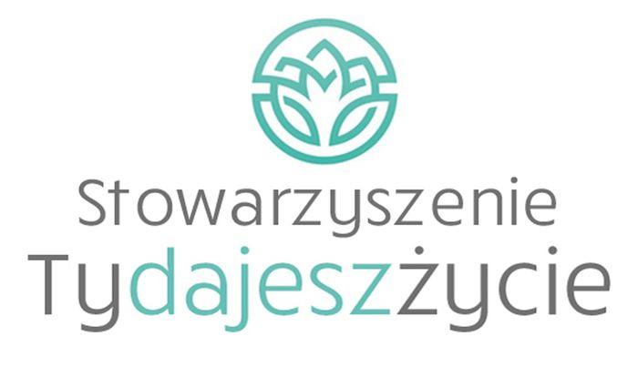 Stowarzyszenie Ty dajesz życie - logotyp/zdjęcie