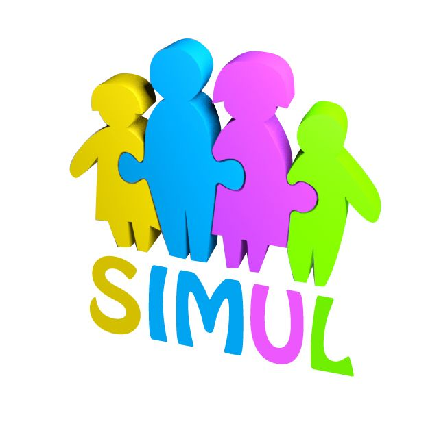 Stowarzyszenie Na Rzecz Wsparcia i Rozwoju Dziecka i Rodziny SIMUL - logotyp/zdjęcie