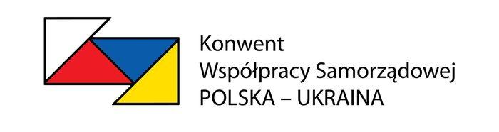 Konwent Współpracy Samorządowej Polska-Ukraina - logotyp/zdjęcie