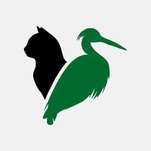 Stowarzyszenie Ochrony Zwierząt EKOSTRAŻ - logotyp/zdjęcie