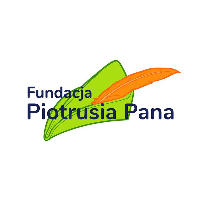 Fundacja Piotrusia Pana - logotyp/zdjęcie