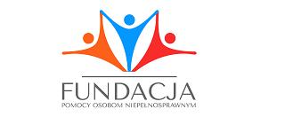 Fundacja Pomocy Osobom Niepełnosprawnym - logotyp/zdjęcie