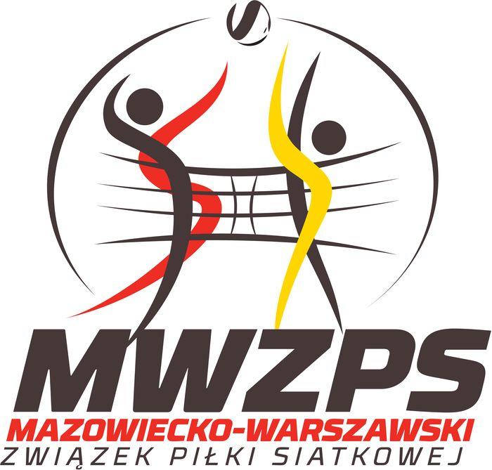 Mazowiecko-Warszawski Związek Piłki Siatkowej - logotyp/zdjęcie