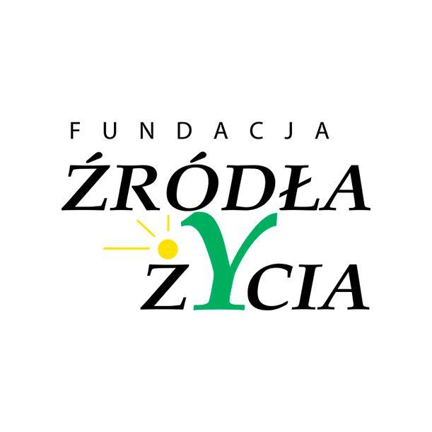 Fundacja Źródła Życia - logotyp/zdjęcie