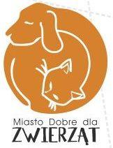Stowarzyszenie Miasto dobre dla zwierząt - logotyp/zdjęcie