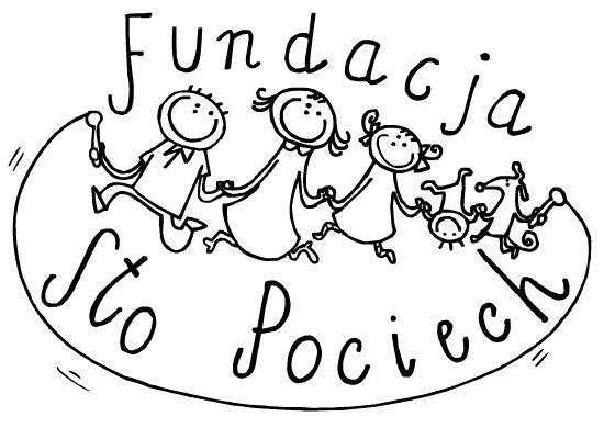 Fundacja Sto Pociech - logotyp/zdjęcie