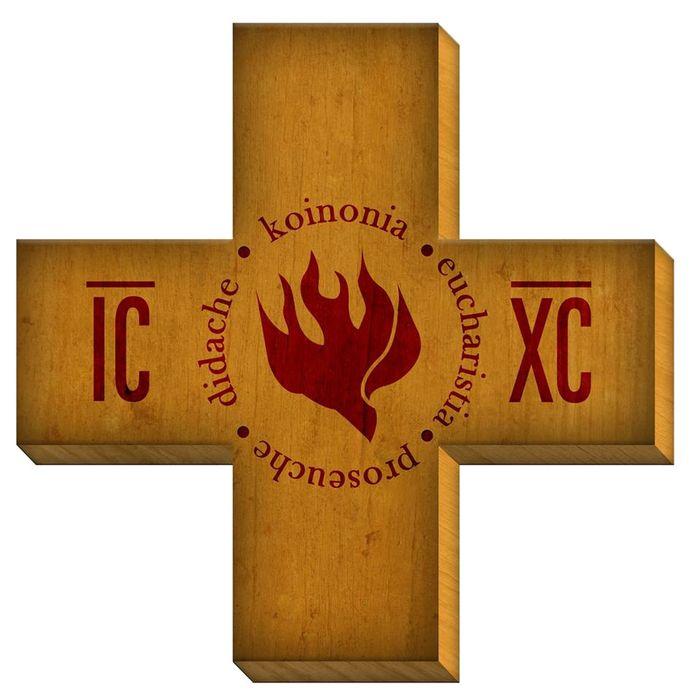 Kościół Zielonoświątkowy Zbór Chrystusa Zbawiciela - logotyp/zdjęcie