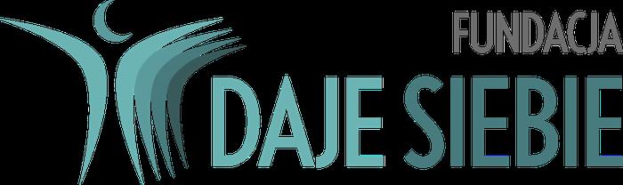 Fundacja Daje Siebie - logotyp/zdjęcie
