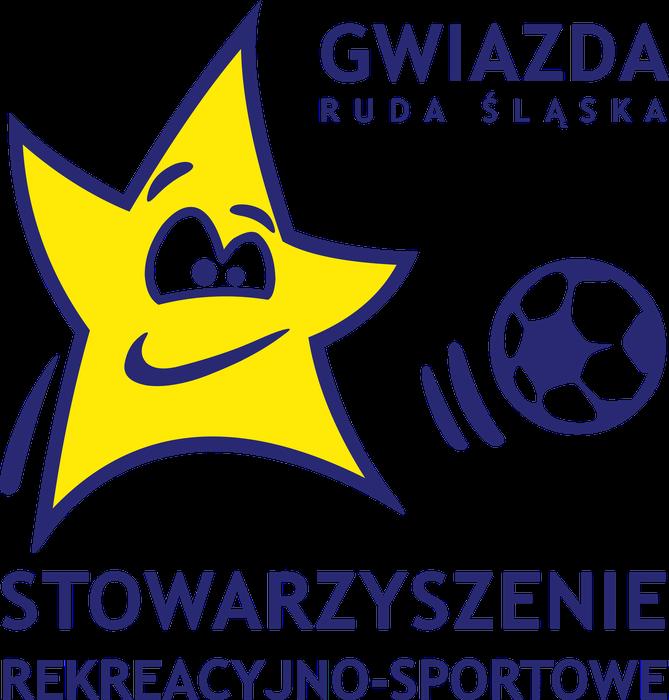 Stowarzyszenie Rekreacyjno-Sportowe Gwiazda Ruda Śląska - logotyp/zdjęcie