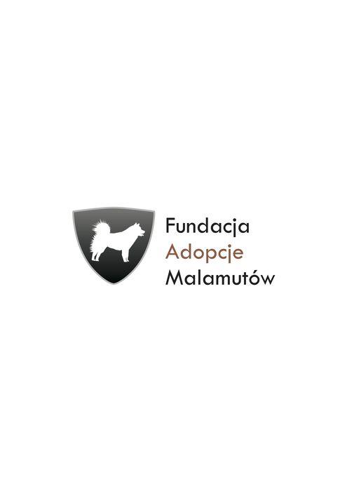 Fundacja Adopcje Malamutów - logotyp/zdjęcie