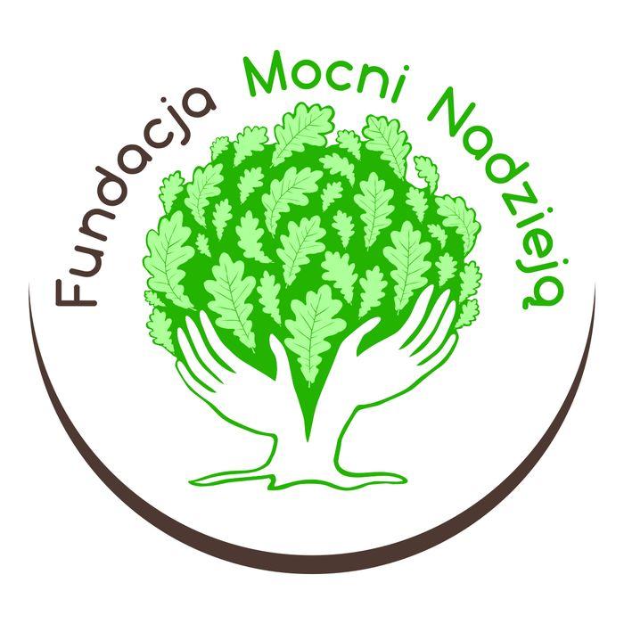 Fundacja Mocni Nadzieją - logotyp/zdjęcie