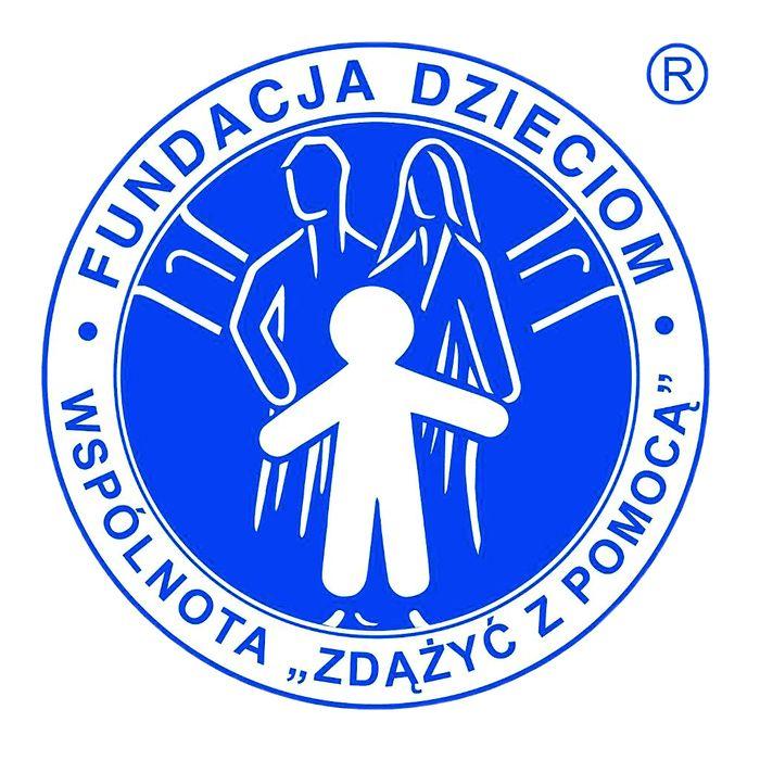 """Fundacja Dzieciom """"Zdążyć z Pomocą"""" - logotyp/zdjęcie"""