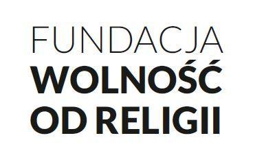 Fundacja Wolność od Religii - logotyp/zdjęcie