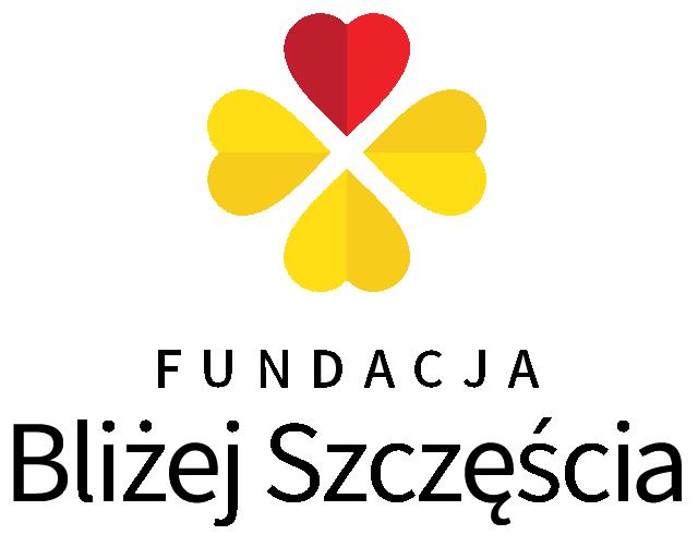 Fundacja Bliżej Szczęścia - logotyp/zdjęcie