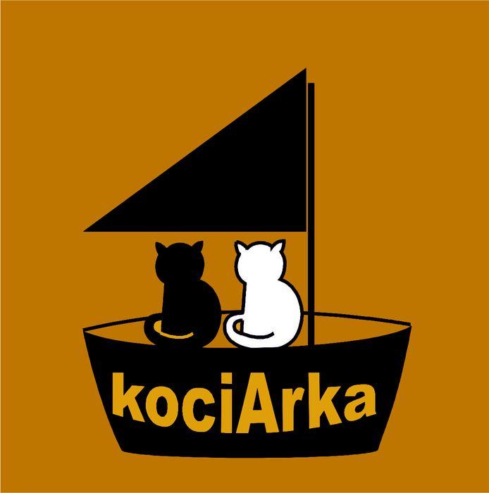 """Stowarzyszenie """"KociArka"""" - logotyp/zdjęcie"""