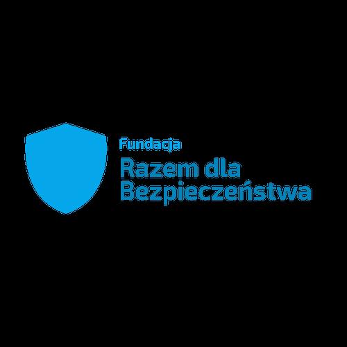 Fundacja Razem dla Bezpieczeństwa - logotyp/zdjęcie