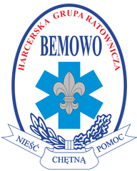 """Harcerska Grupa Ratownicza """"Bemowo"""""""