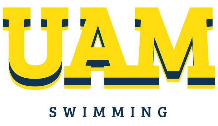 KU AZS UAM Poznań- sekcja pływacka - logotyp/zdjęcie