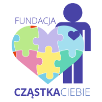 Fundacja Cząstka Ciebie - logotyp/zdjęcie
