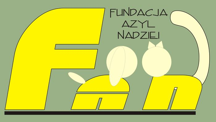 """Fundacja """"Azyl Nadziei"""" - logotyp/zdjęcie"""
