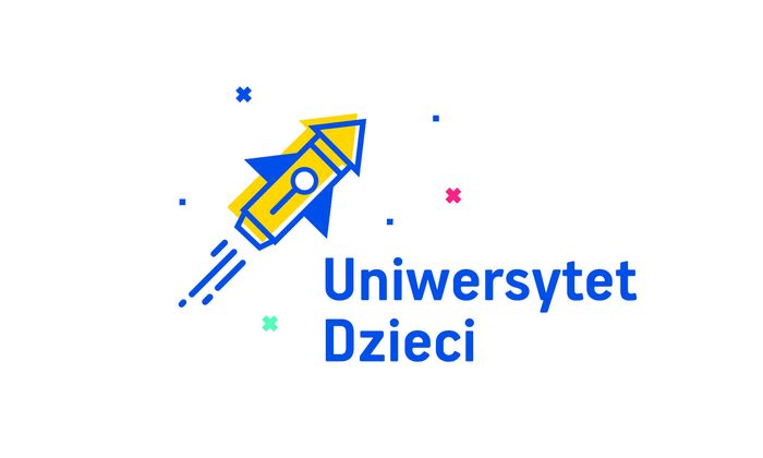 Fundacja Uniwersytet Dzieci - logotyp/zdjęcie