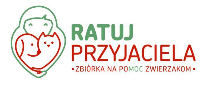 Ratuj Przyjaciela - logotyp/zdjęcie