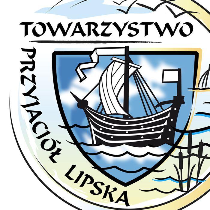 Towarzystwo Przyjaciół Lipska - logotyp/zdjęcie