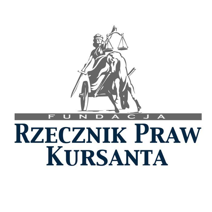 Fundacja Rzecznik Praw Kursanta - logotyp/zdjęcie