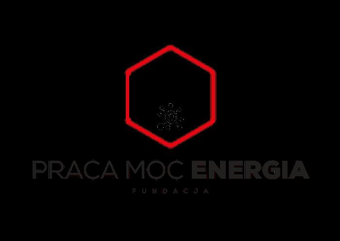 Fundacja Praca Moc Energia - logotyp/zdjęcie
